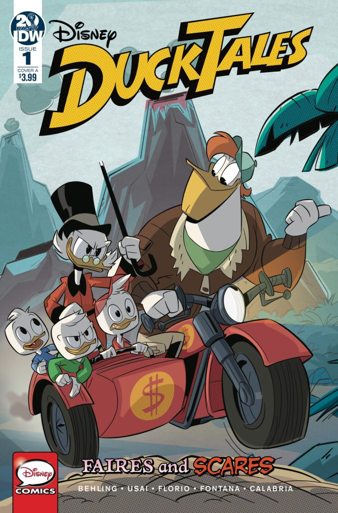 Ducktales: Faires & Scares #1 (of 3)
