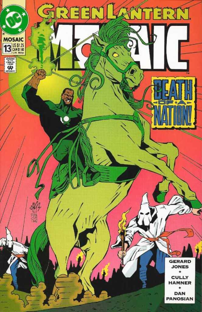 Green Lantern Mosaic #13