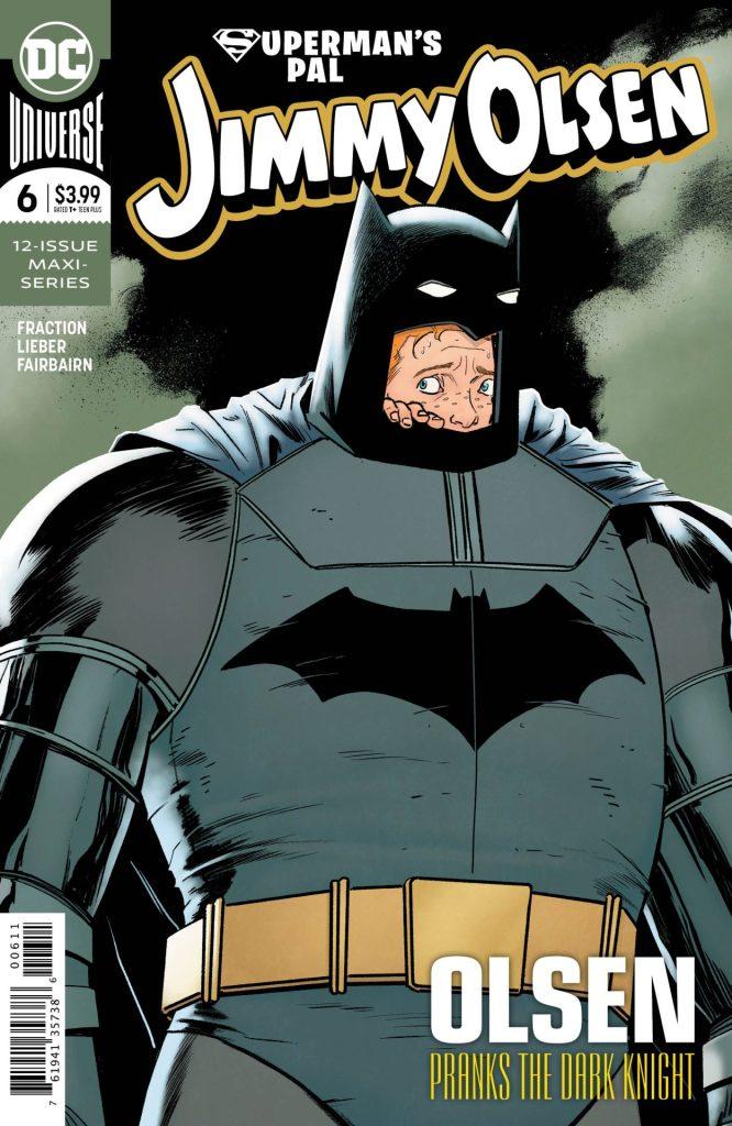 Superman's Pal Jimmy Olsen #6 (of 12)