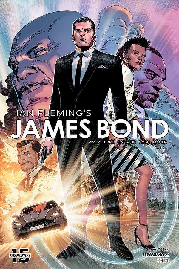 James Bond (2020) #1