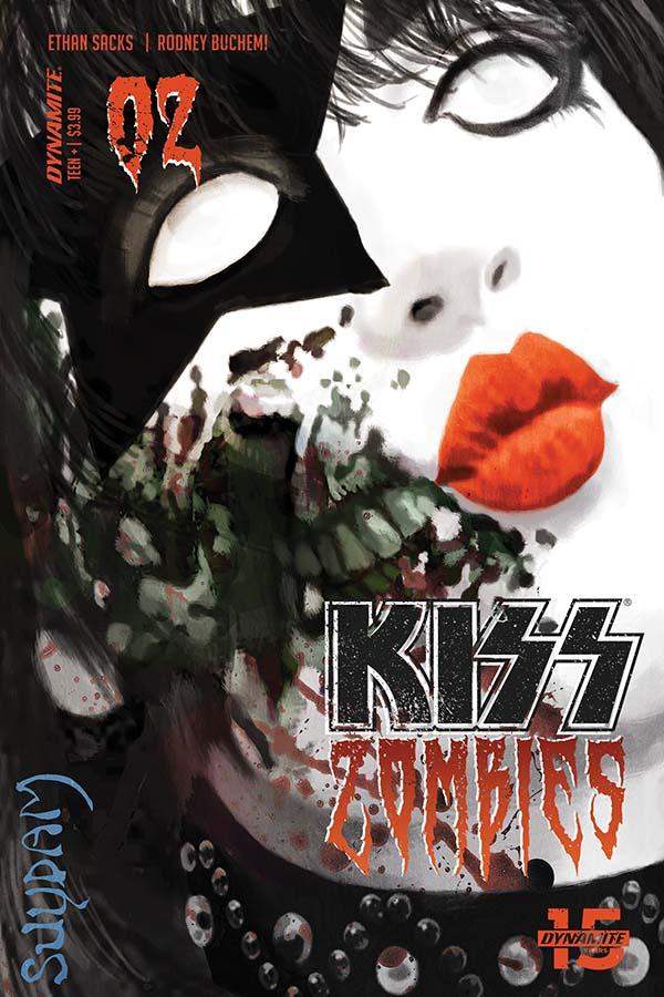 KISS/Zombies #2