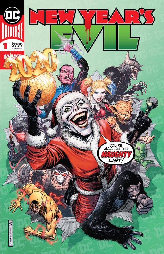 New Year's Evil #1