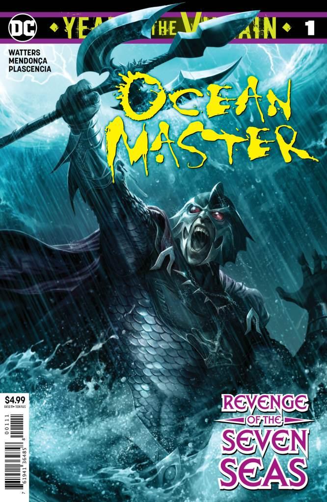 Year of the Villain: Ocean Master #1