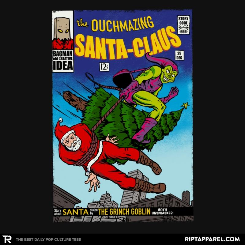 Ouchmazing Santa Claus