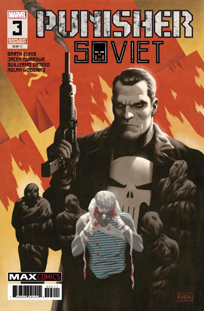 Punisher Soviet #3 (of 6)