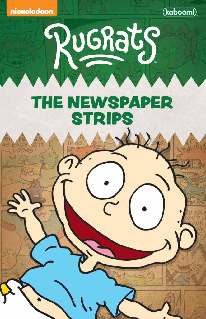 Rugrats: The Newspaper Strips SC