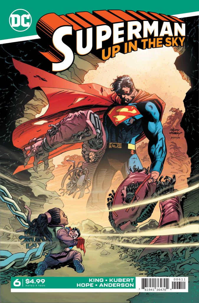 Superman: Up In the Sky #6 (of 6)