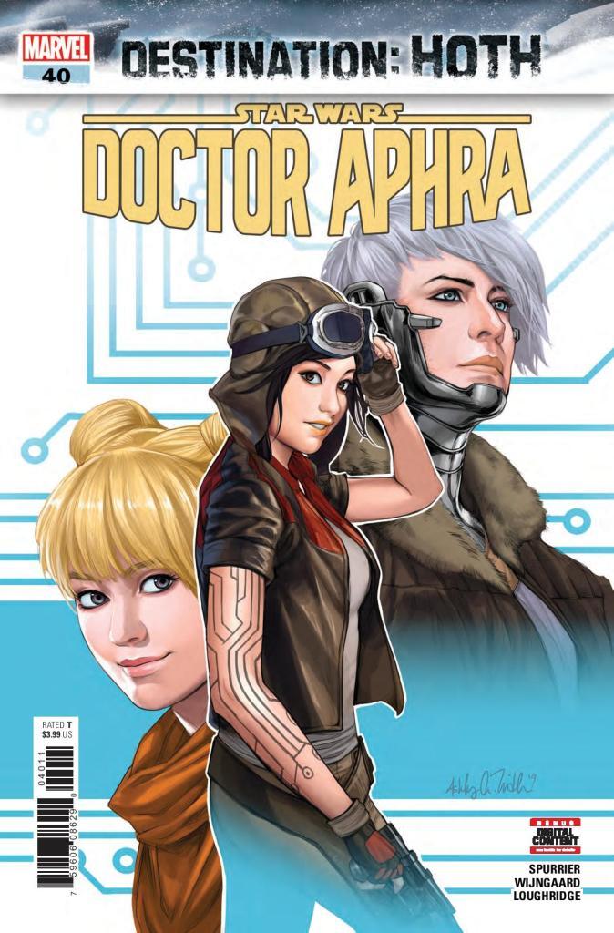 Star Wars: Doctor Aphra #40
