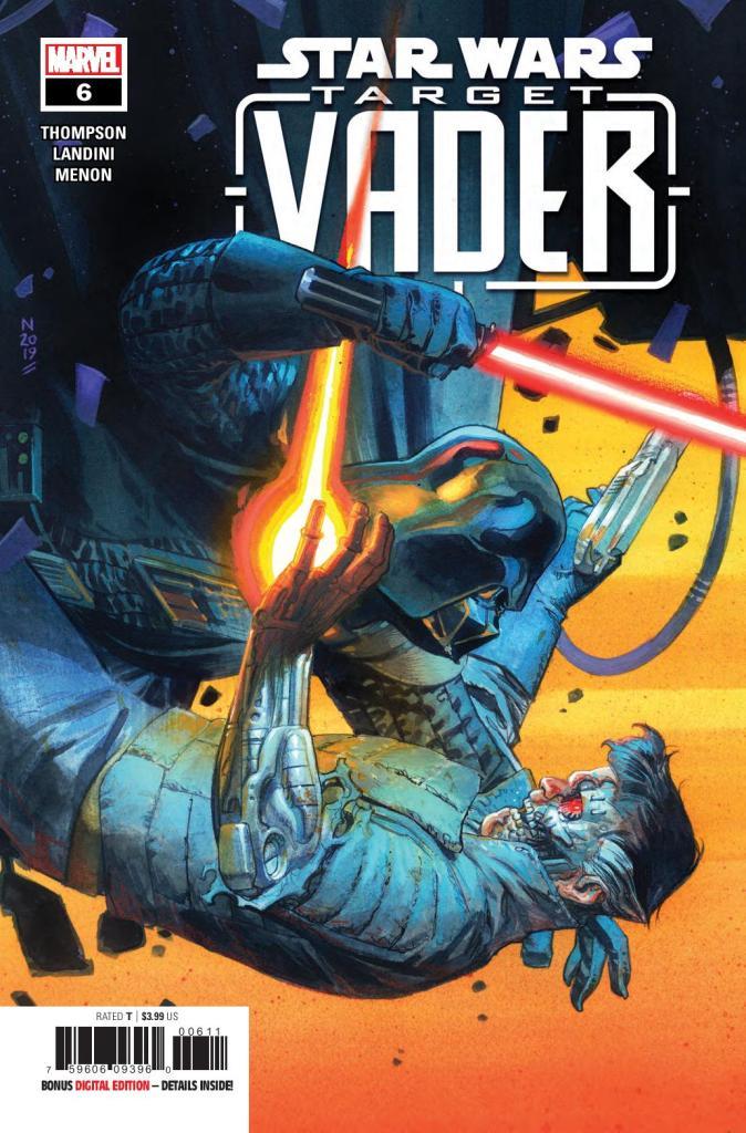 Star Wars: Target Vader #6 (of 6)