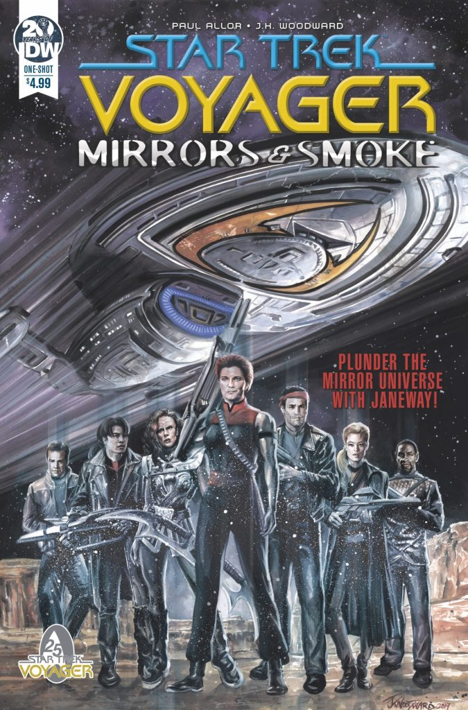 Star Trek: Voyager: Mirrors & Smoke
