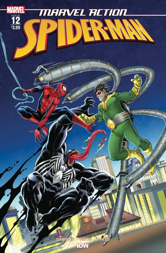 Marvel Action: Spider-Man #12