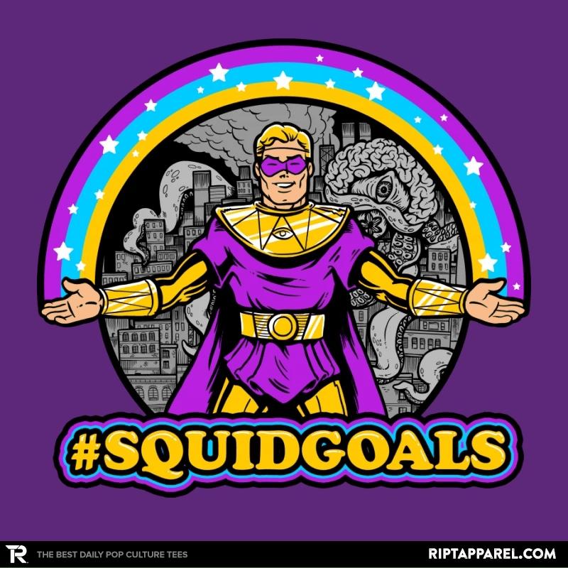 Squidgoals
