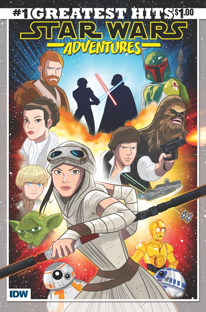 Star Wars Adventures Greatest Hits #1