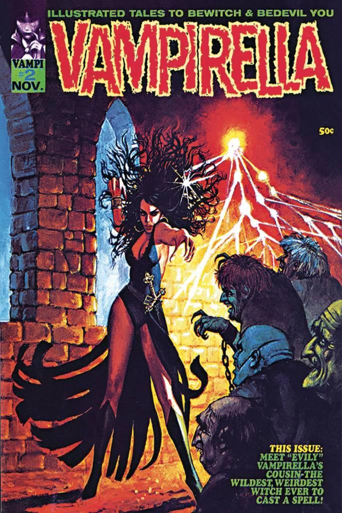 Vampirella #2 (1969) Replica Edition