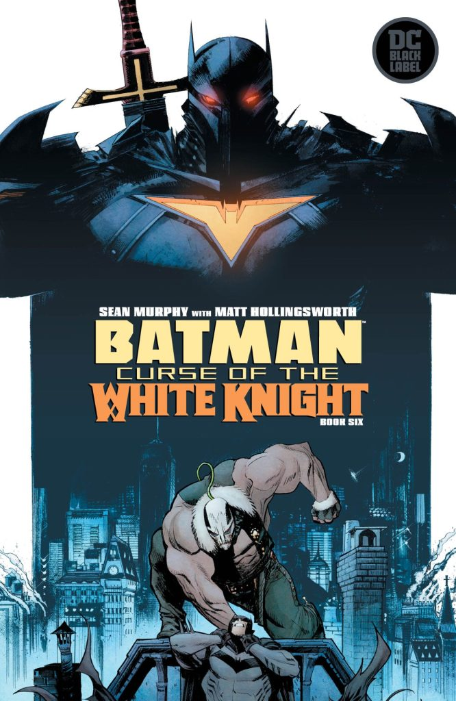 Batman: Curse of the White Knight #6 (of 8)