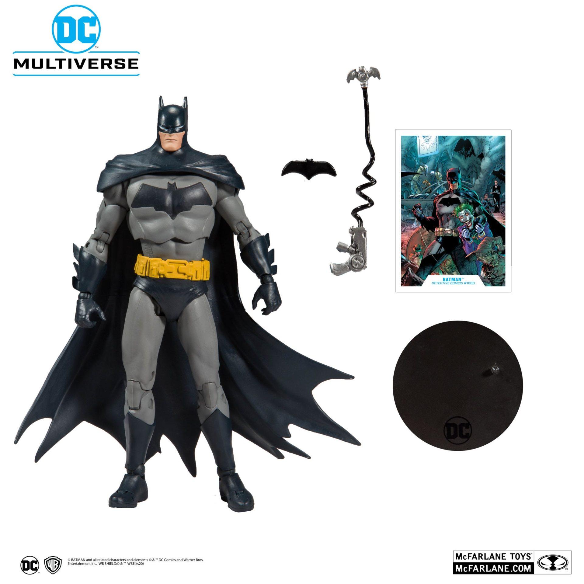Detective Comics #100 Modern PRE ORDER McFarlane Toys DC Rebirth Figura Batman
