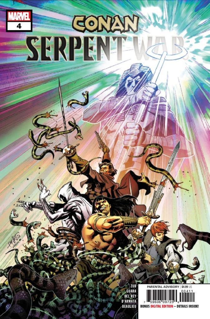Conan: Serpent War #4 (of 4)