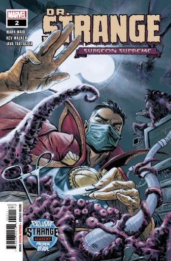 Dr. Strange #2