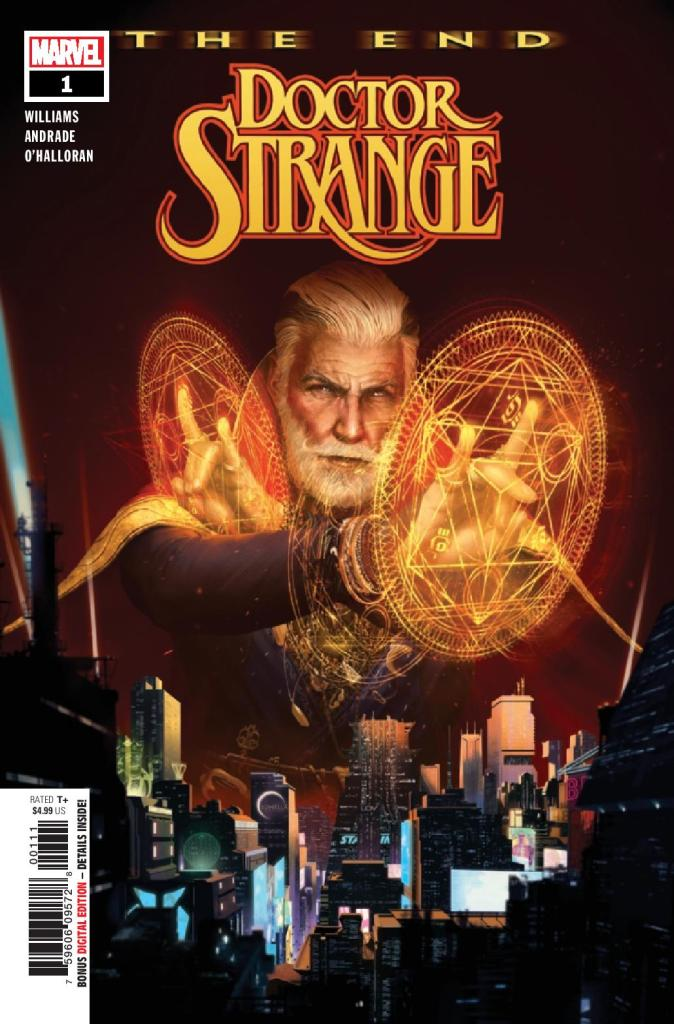 Doctor Strange: The End #1