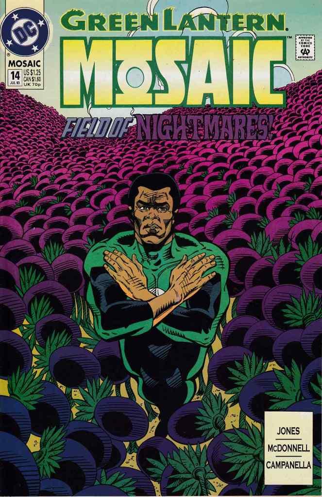 Green Lantern Mosaic #14