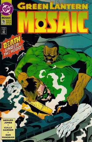 Green Lantern Mosaic #15