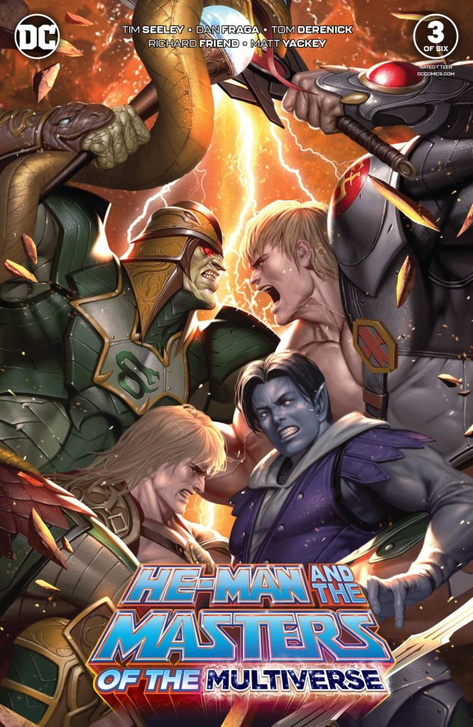 He-Man and the Masters of the Multiverse #3 (of 6)