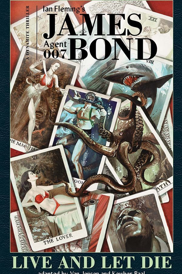 James Bond: Live & Let Die HC