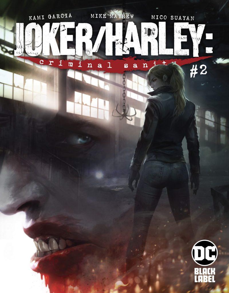 Joker/Harley: Criminal Sanity #2
