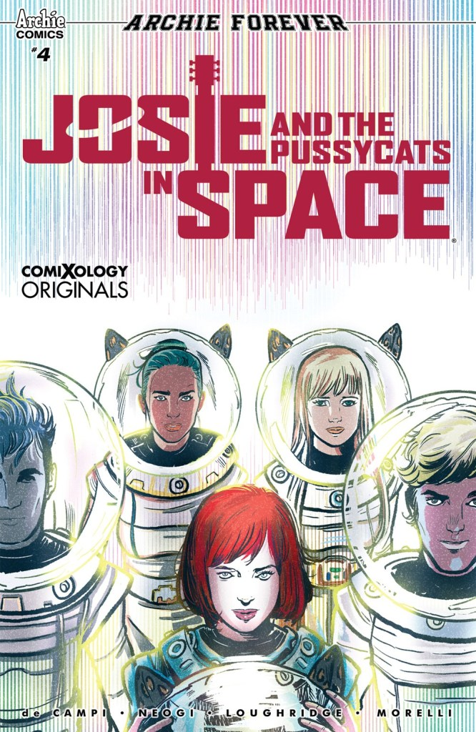 JOSIE AND THE PUSSYCATS IN SPACE #4 (of 5)