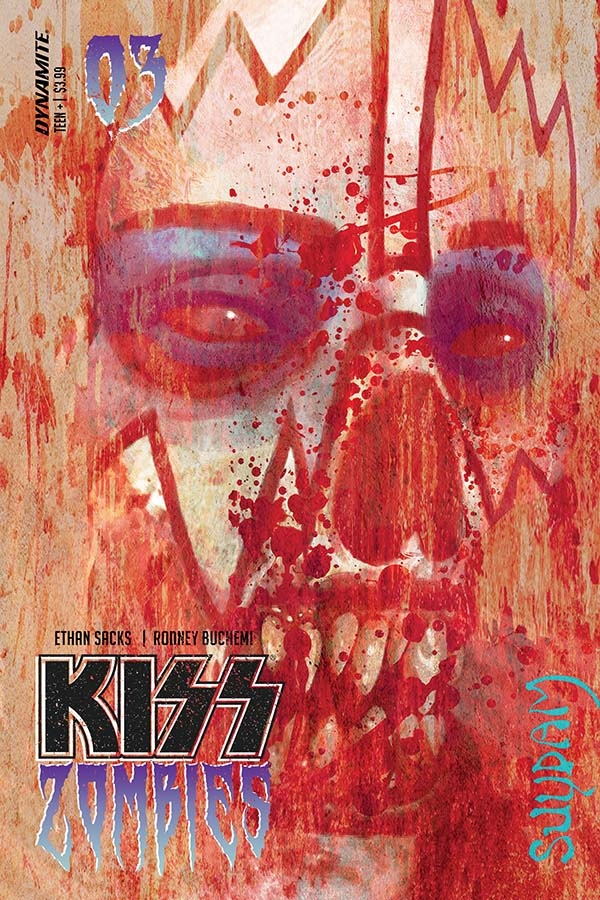 KISS/Zombies #3