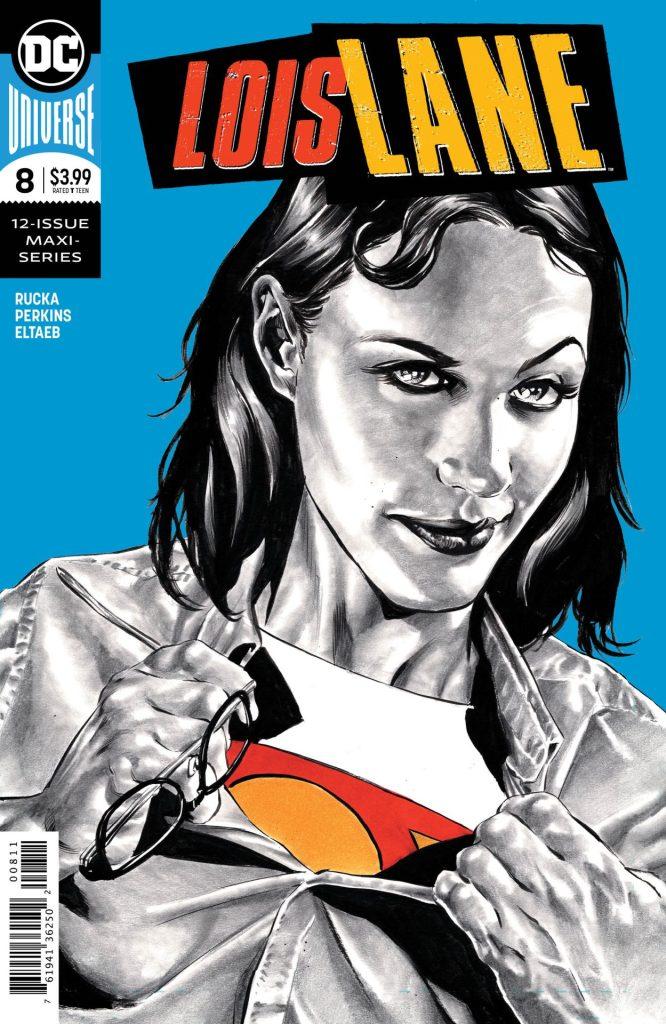 Lois Lane #8 (of 12)