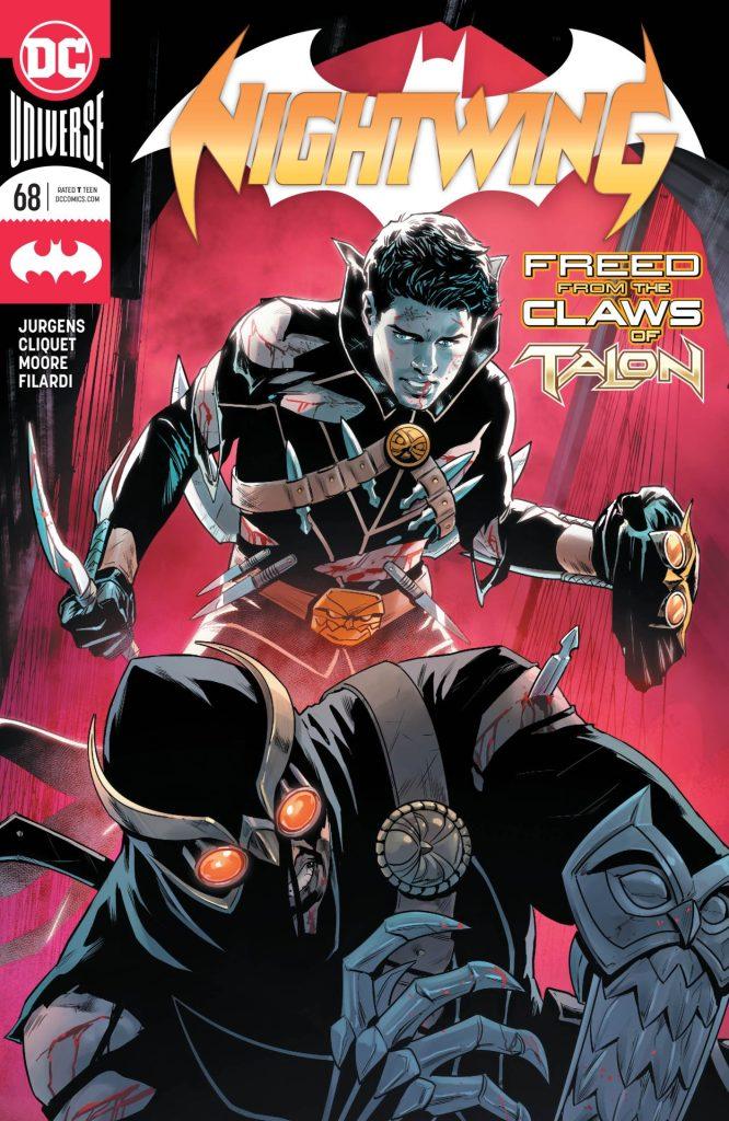 Nightwing #68