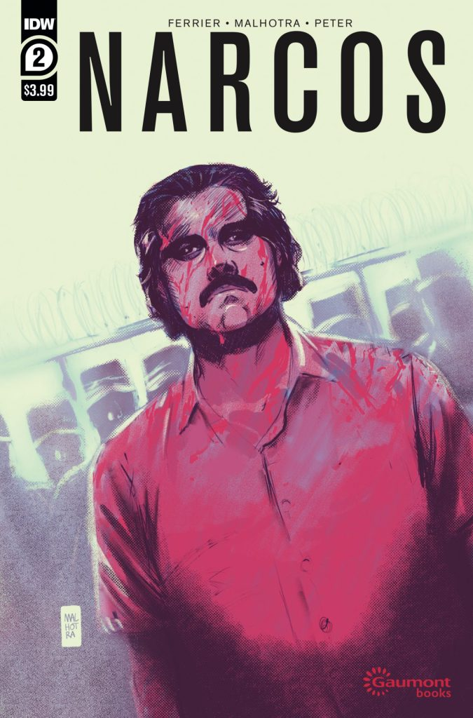 Narcos #2 (of 4)