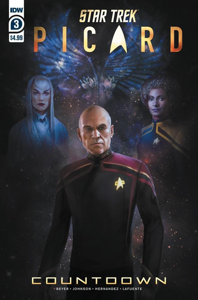 Star Trek: Picard #3 (of 3)