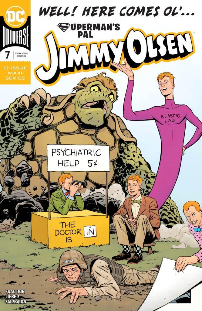 Superman's Pal Jimmy Olsen #7 (of 12)