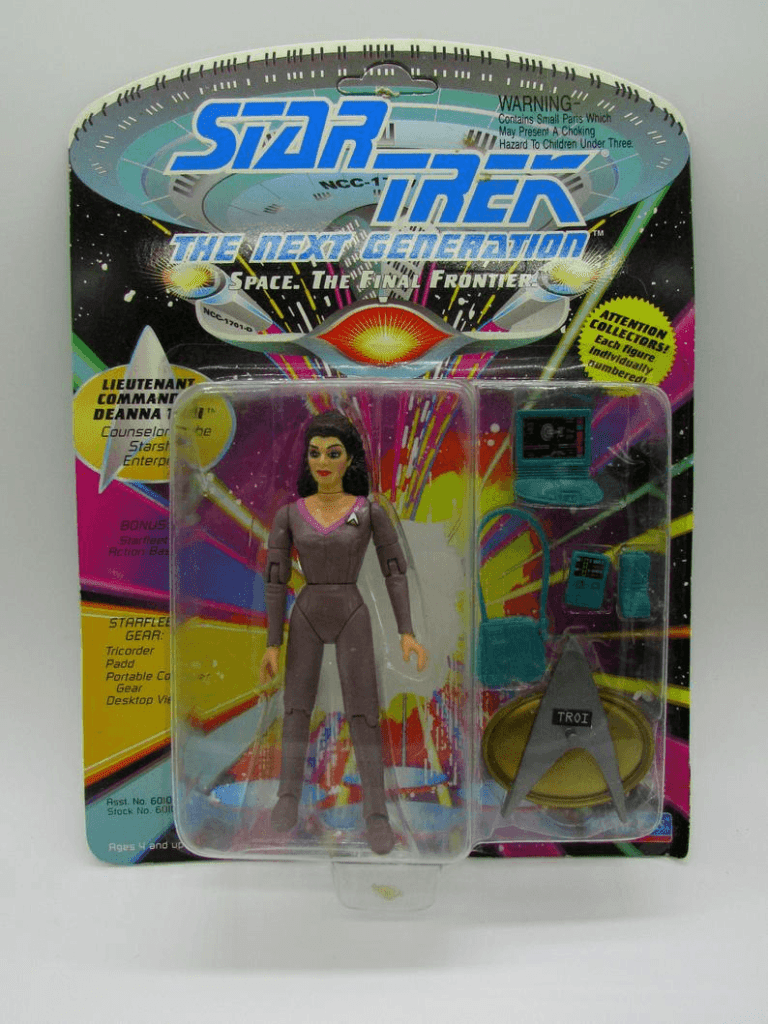 Star Trek: The Next Generation by Playmates