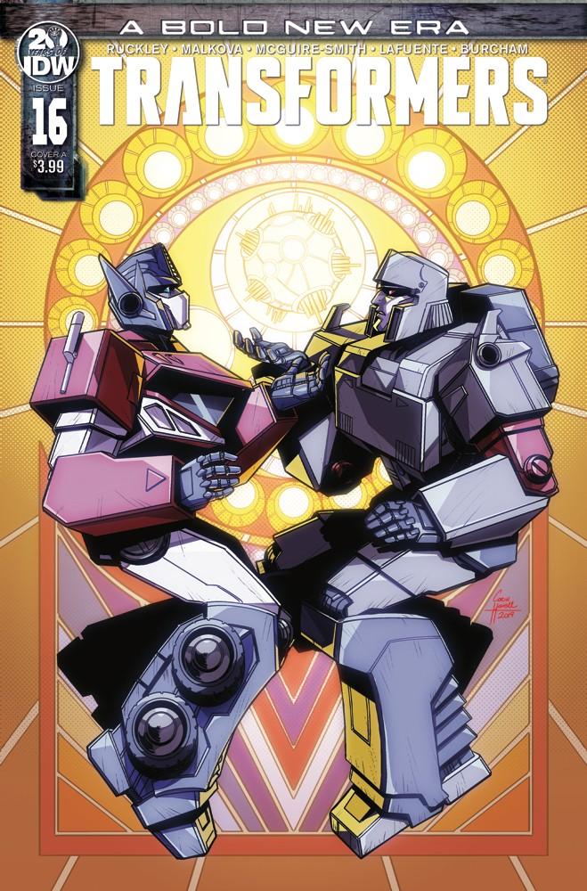 Transformers #16