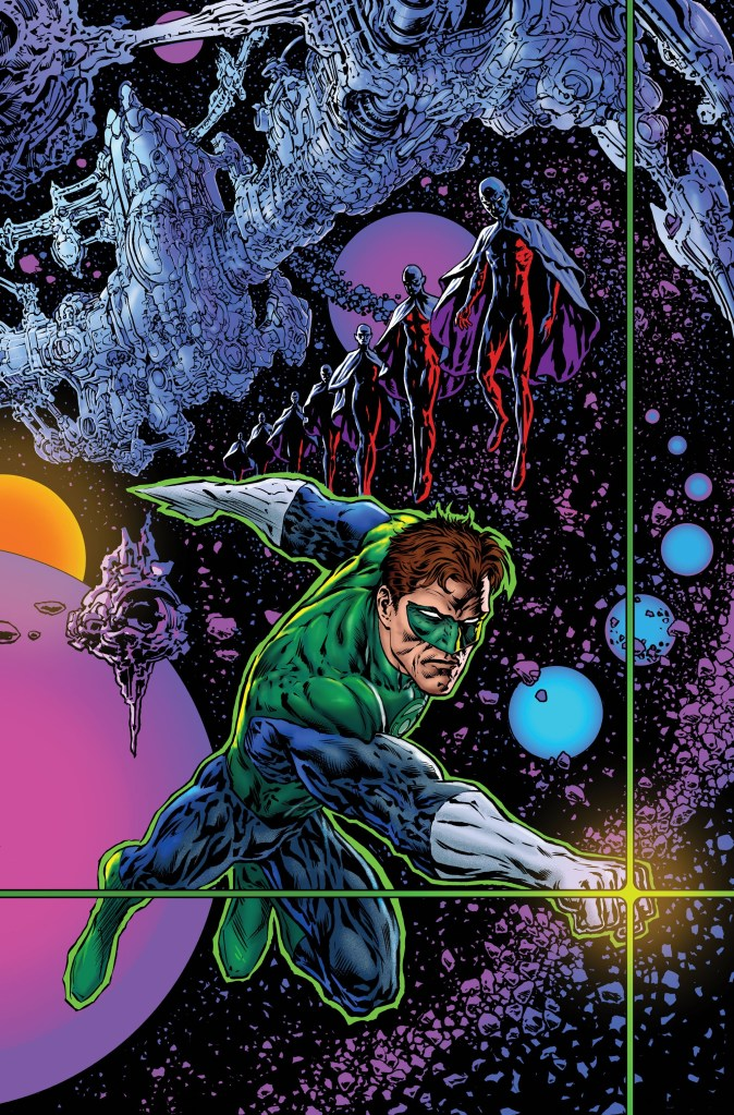 The Green Lantern: Season Two #1