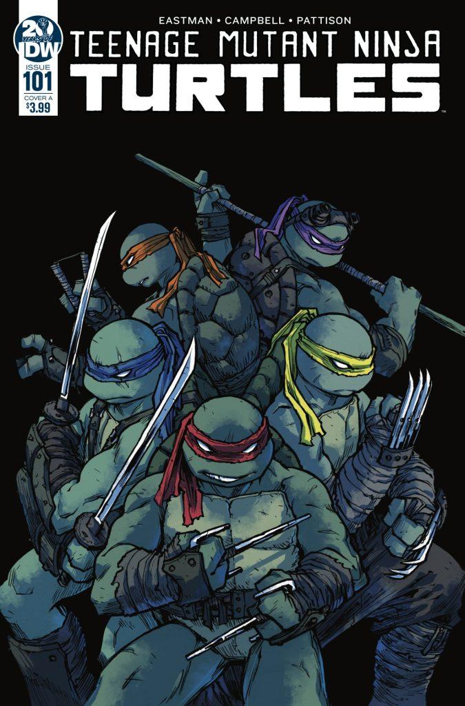 Teenage Mutant Ninja Turtles #101