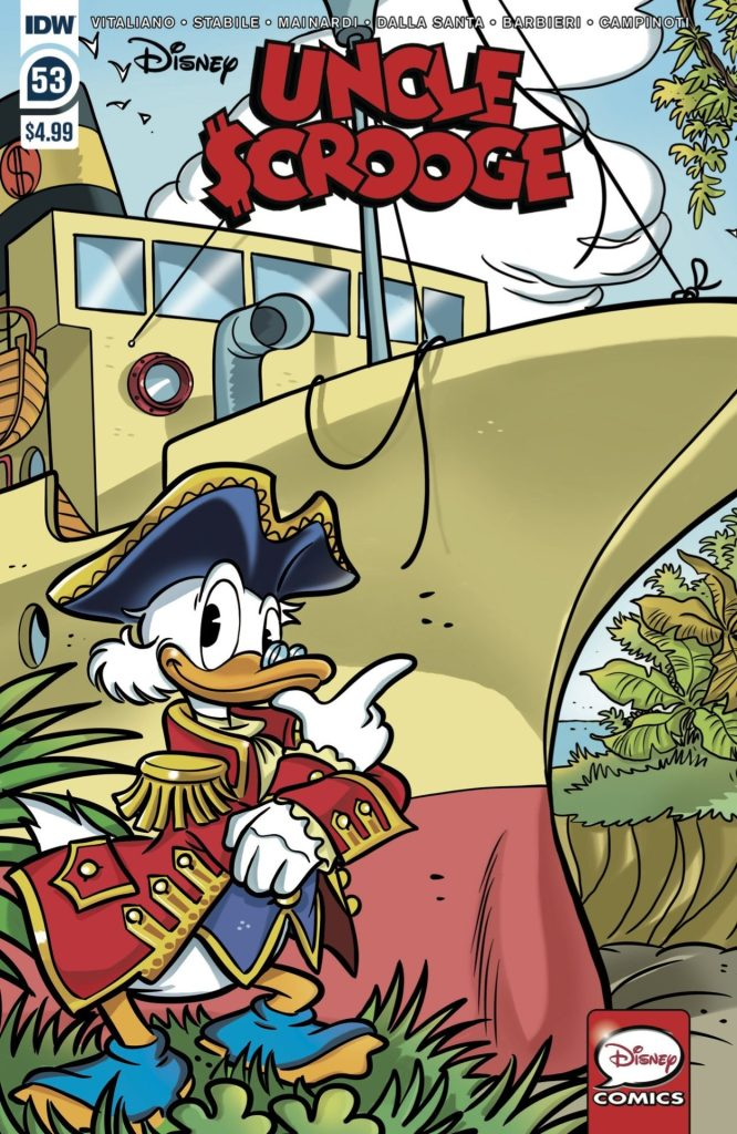 Uncle Scrooge #53