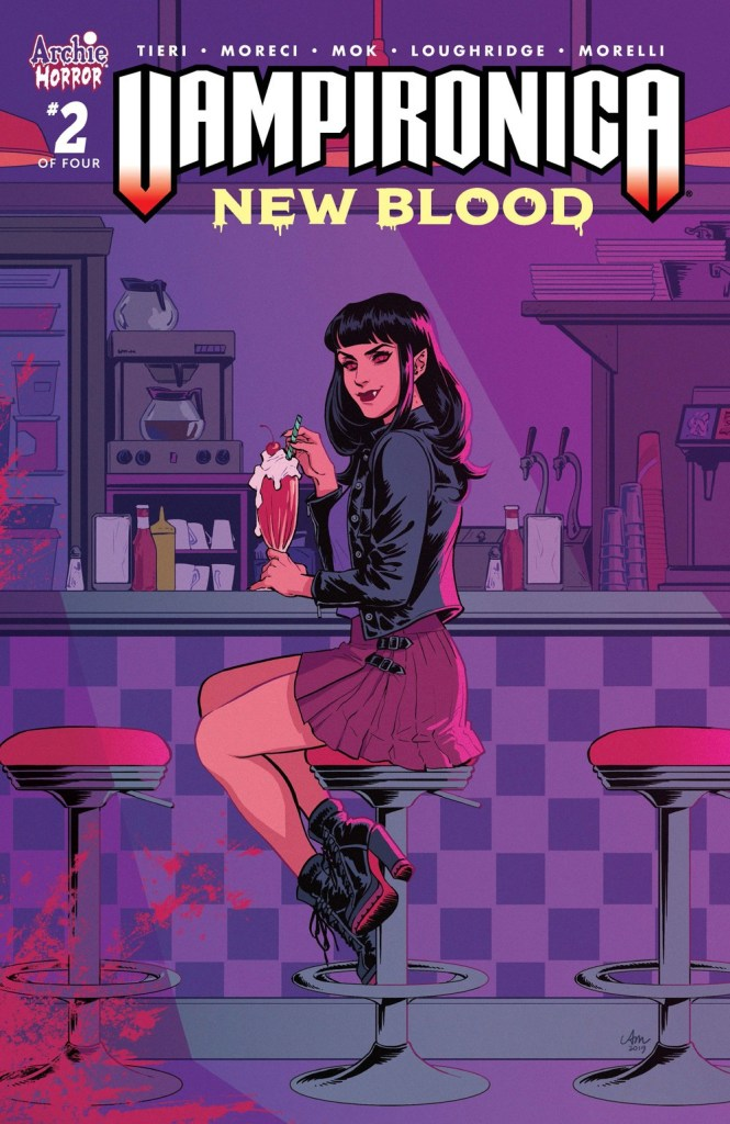 VAMPIRONICA: NEW BLOOD #2 (OF 4)