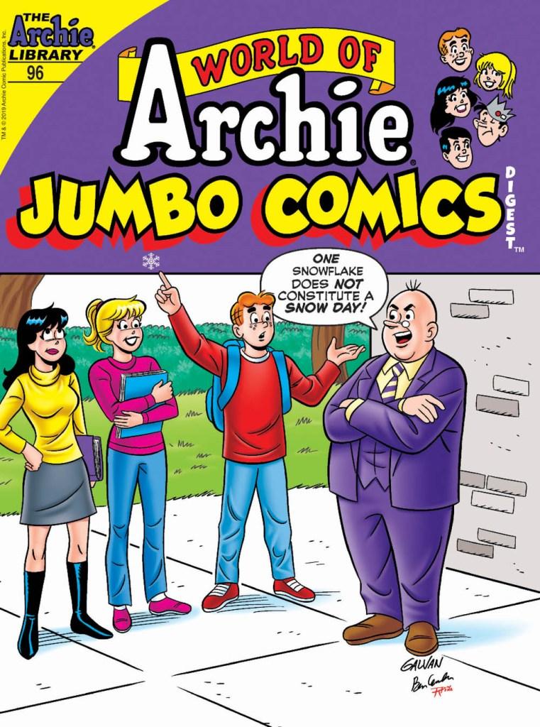 WORLD OF ARCHIE JUMBO COMICS DIGEST #96