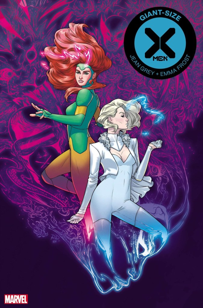 Giant-Size X-Men: Jean Grey and Emma Frost