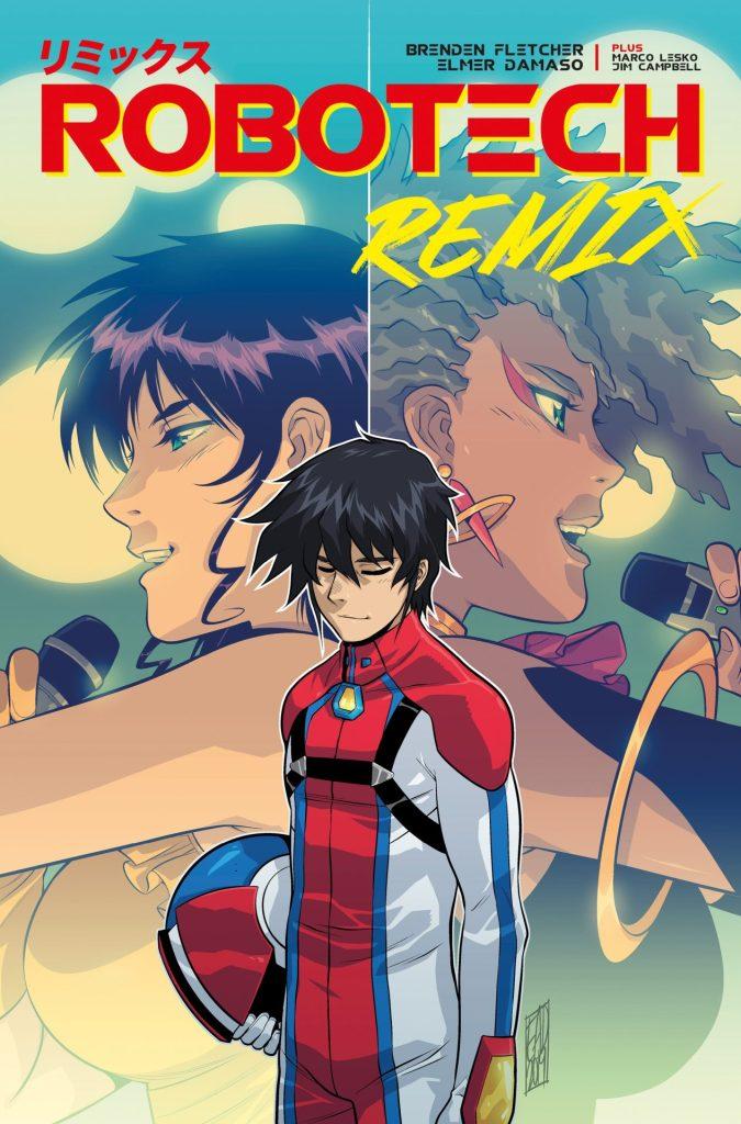 Robotech Remix #4