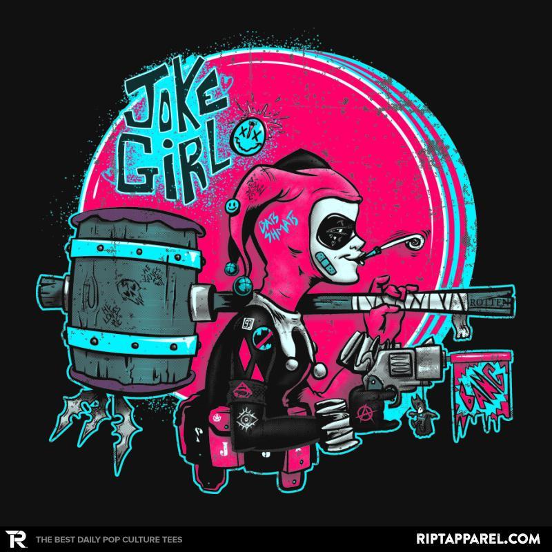 Joke Girl Bang