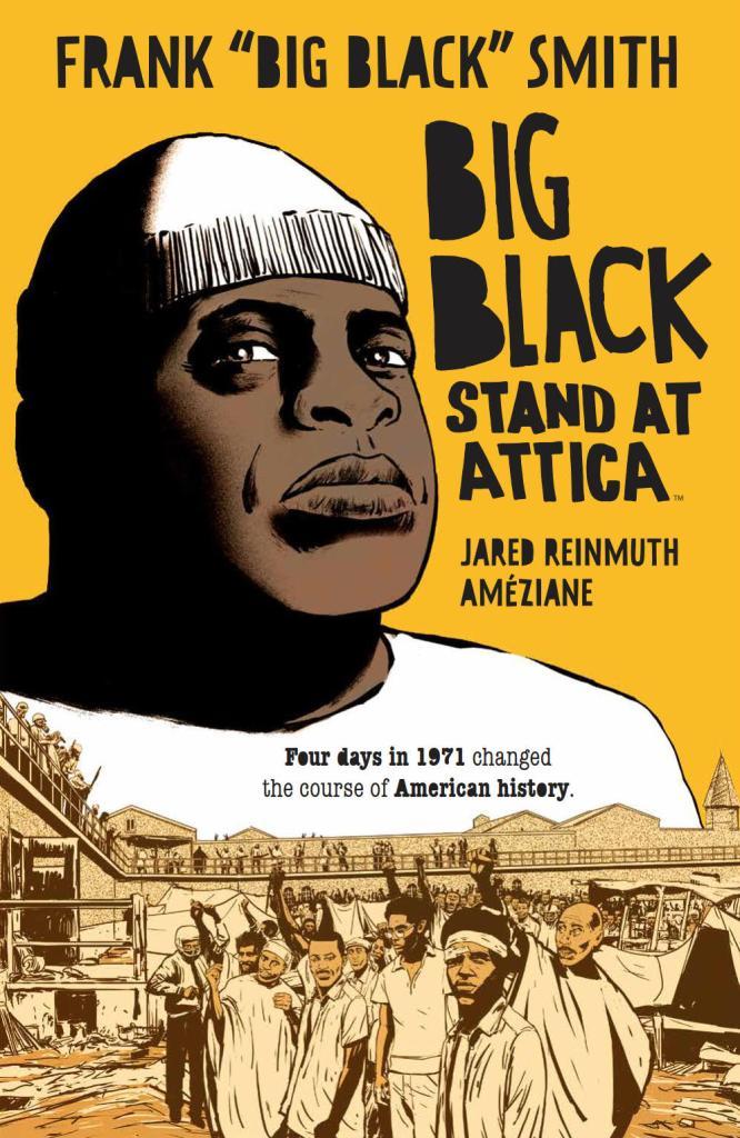 Big Black: Stand At Attica OGN SC