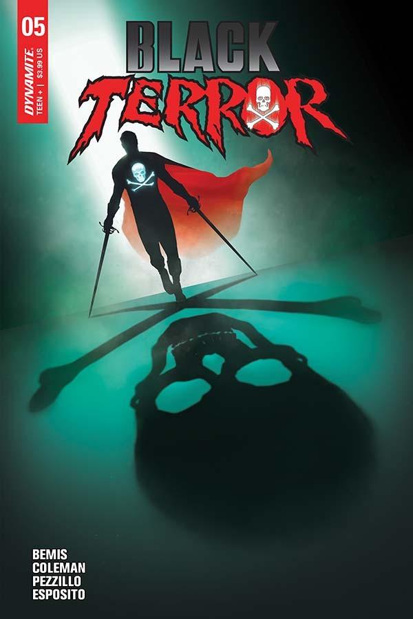 Black Terror (Vol. 2) #5