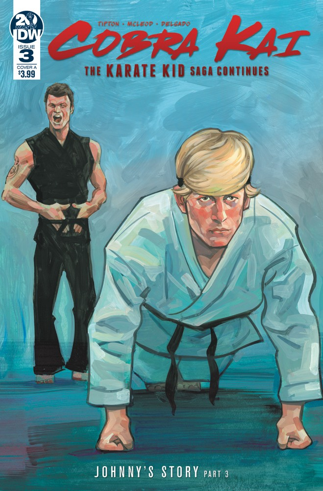 Cobra Kai: The Karate Kid Saga Continues #3 (of 4)