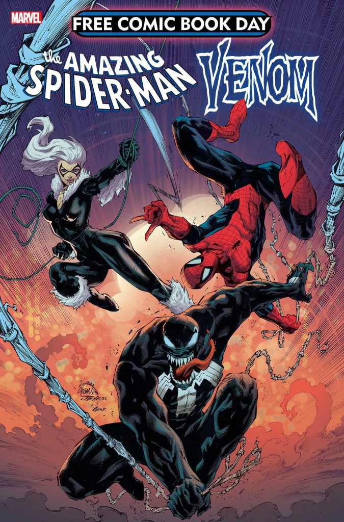 Free Comic Book Day 2020: Spider-Man/Venom