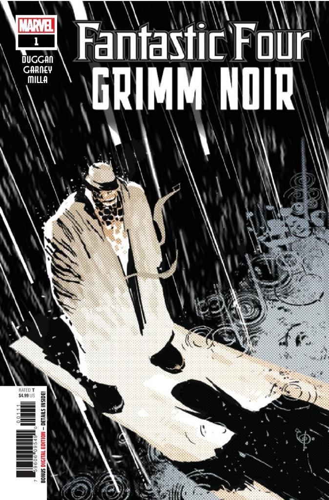 Fantastic Four: Grimm Noir #1